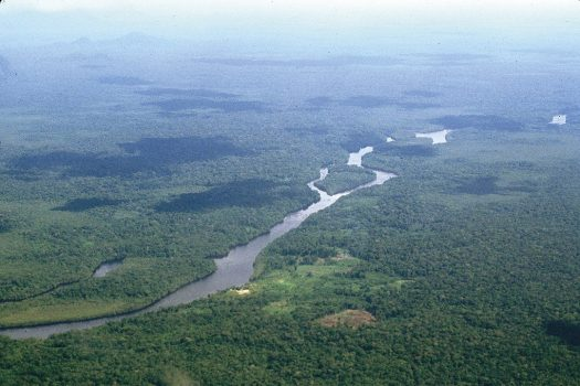 Amazon rivers, Brazil