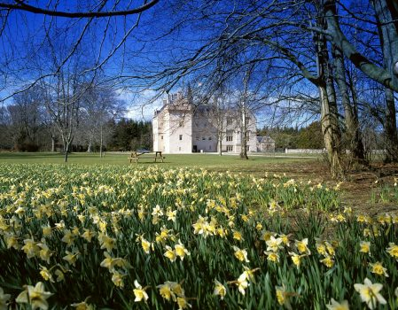 Brodie Castle ©National Trust Scotland