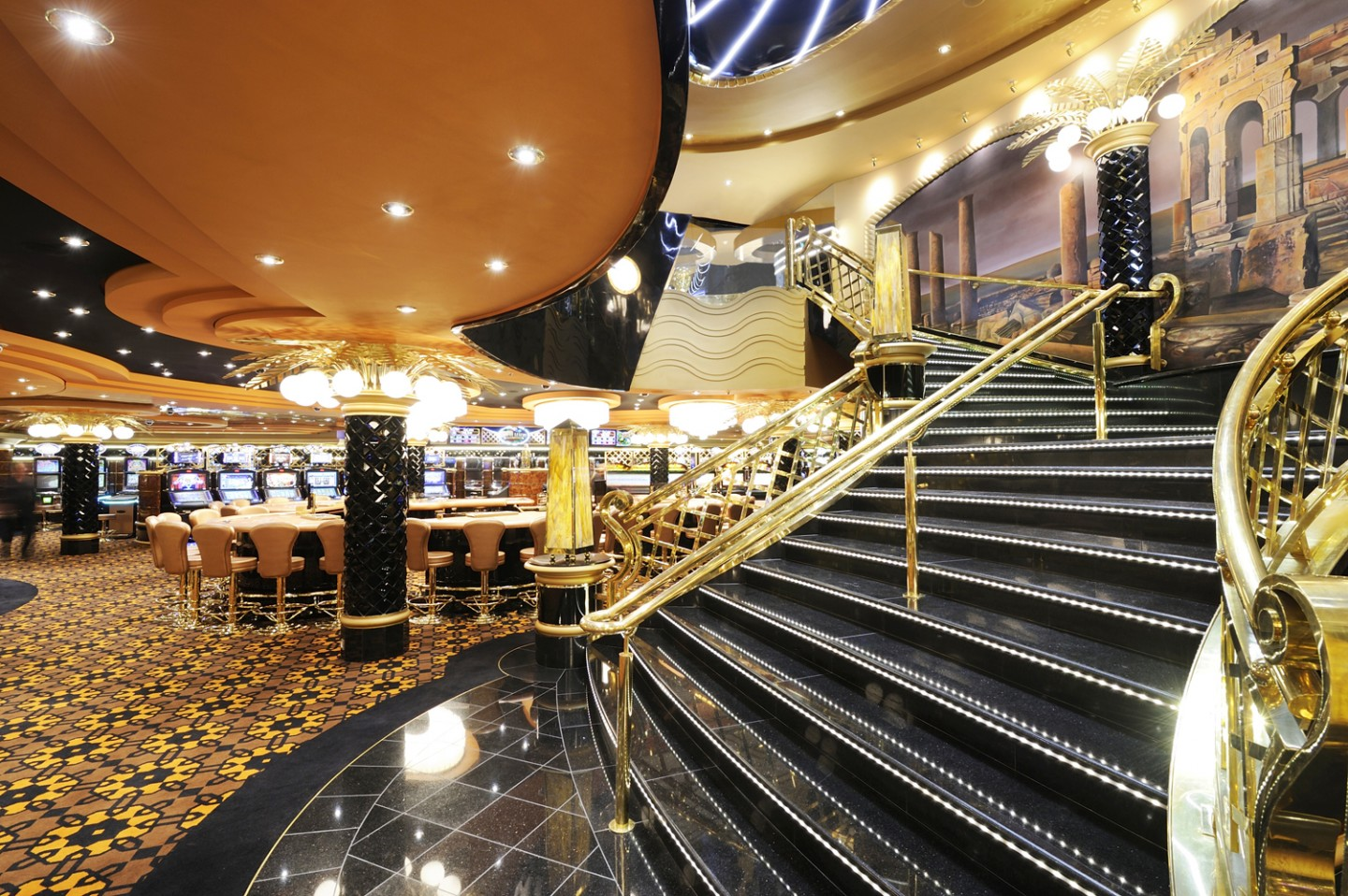 msc preziosa casino