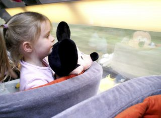 Travel and Transport for groups to Disneyland® Paris © Disney