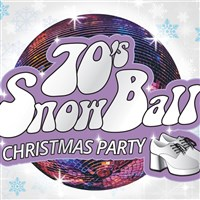 Wirral - 70s Snow Ball Christmas Party