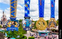 Disneyland Paris Run Weekend - Fri 2N - Sales 3