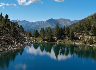 Estany Moreno La Vella Andorra, Andorra for groups, group travel ©Andorra Turisme SAU
