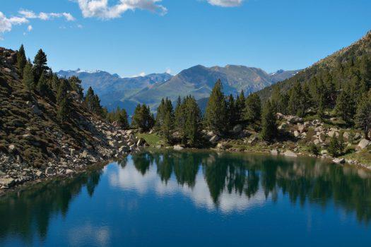 Estany Moreno La Vella Andorra, Andorra for groups, group travel ©Andorra Turisme SAU