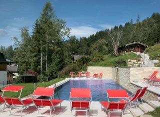 Hotel Lukashansl - swimming pool