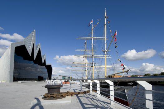 Loch Lomond Glasgow's infamous riverside museum