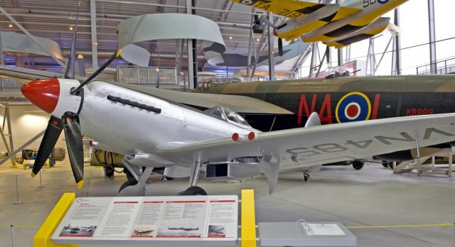 03 Imperial War Museum, Duxford ©IWM Duxford