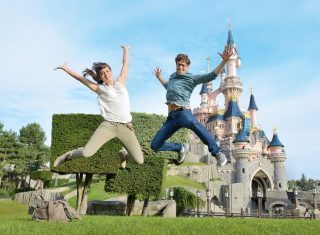 Summer Holidays at Disneyland Paris