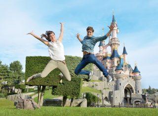 Disneyland® Park © Disney