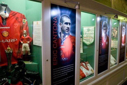Manchester United Football Museum ©Manchester United Football