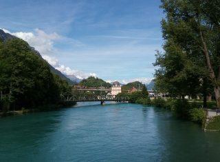 Switzerland, Interlaken, lakes, alps, swiss