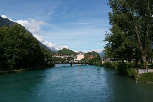 Switzerland, Interlaken, lakes, alps, swiss