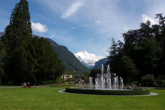 Switzerland, Interlaken, Alps