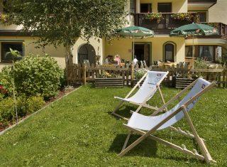 Hotel Grießhof St Anton Garden