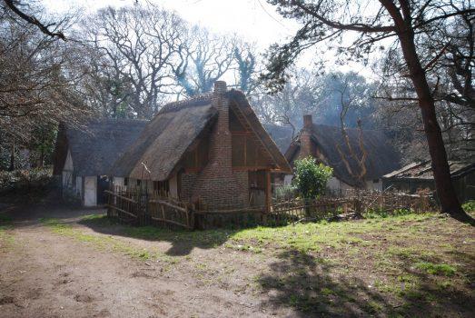 17th Century Village, Gosport, Hampshire - 1642 Living History Village 3 © 17thC
