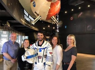 Greatdays at The National Space Centre (NCN)