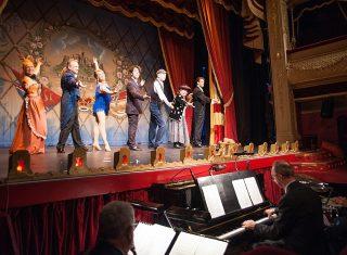 Good Old Days - Leeds Grand Theatre