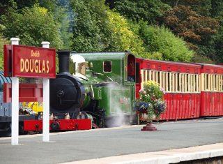 Douglas Steam Railway Station