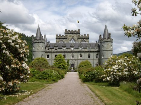 Inveraray Castle - Rhododendrons ©Argyll Estates