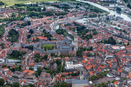 Liberation Route, Netherlands - City of Middelburg © Province of Zeeland