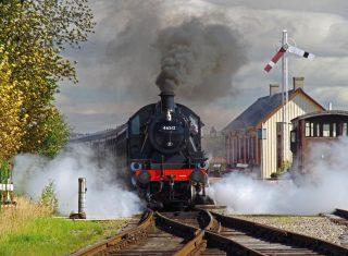 25b. Broomhill Station ©Strathespey Railway