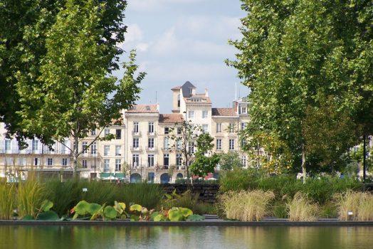 Bordeaux, France - Botanical Garden