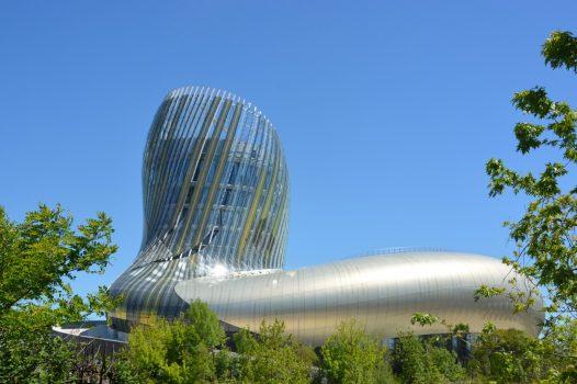 Bordeaux, France - Cite du Vin (City of Wine)
