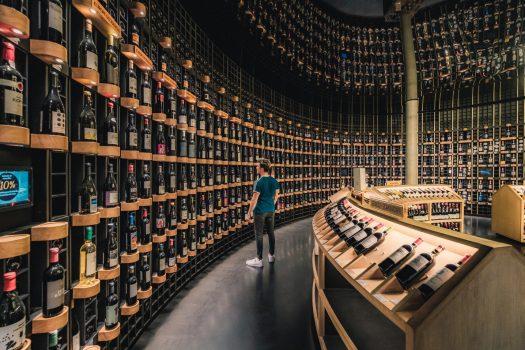 Bordeaux, France - Cite du Vin (City of Wine) © Sophie Duboscq