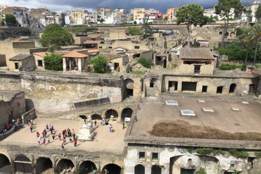 Herculaneum, Campania, Italy