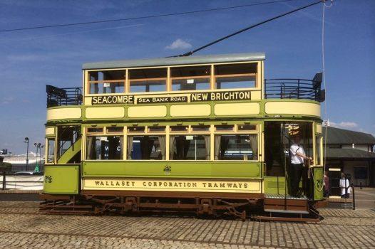 Birkenhead, Merseyside, Liverpool - Tram (NCN)