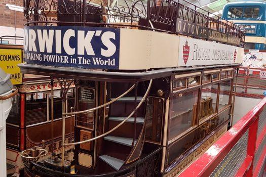 Wirral Transport Museum, Birkenhead (13-JKD-NCN)