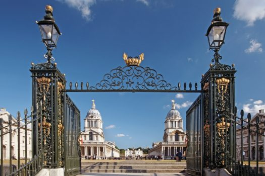Entrance to Greenwich ©National Maritime Museum