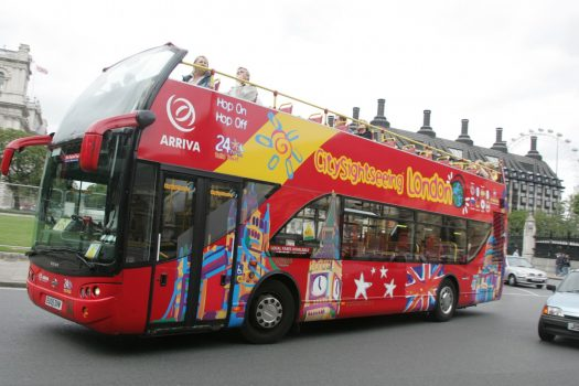 London - City Sightseeing© www.city-sightseeing.com