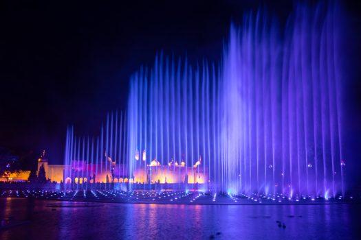 Efteling Theme Park Resort, Holland, Netherlands - Aquanura