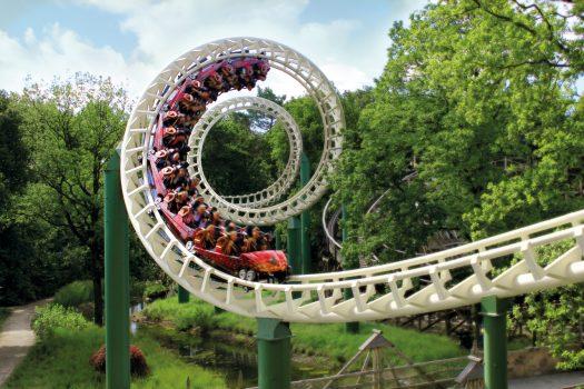 Efteling Theme Park Resort, Holland, Netherlands - Python