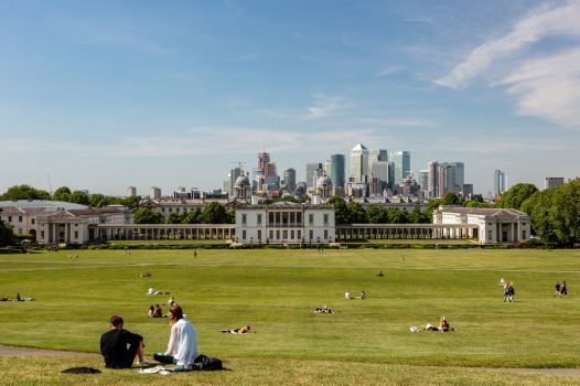 Greenwich Park and Naval Colleges, London © visitlondon.com, Jon Reid