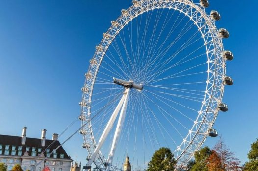 London Eye ©visitlondon.com, Jon Reid