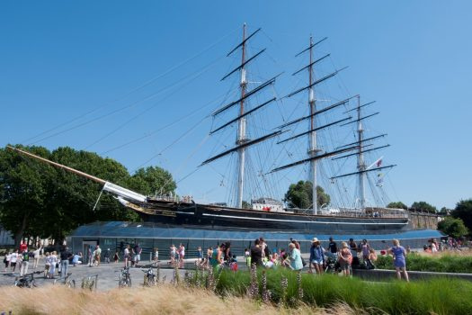 Cutty Sark, Greenwich ©National Maritime Museum