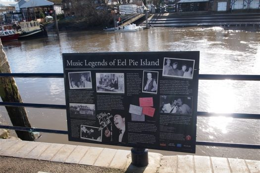 Eel Pie Island Museum, Twickenham, London