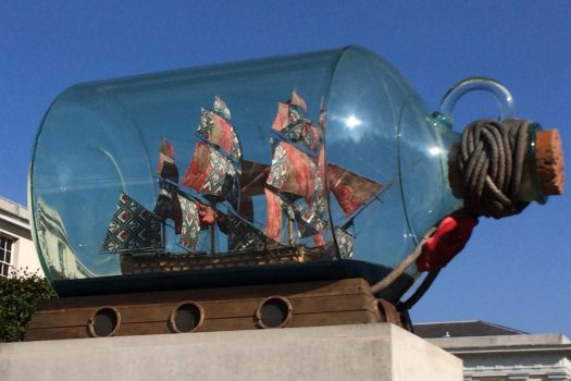 Ship in a Bottle, Greenwich