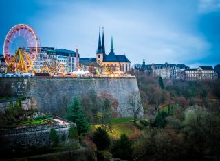 Luxembourg - City of Luxembourg © Sabino Parente Photographer  LFT