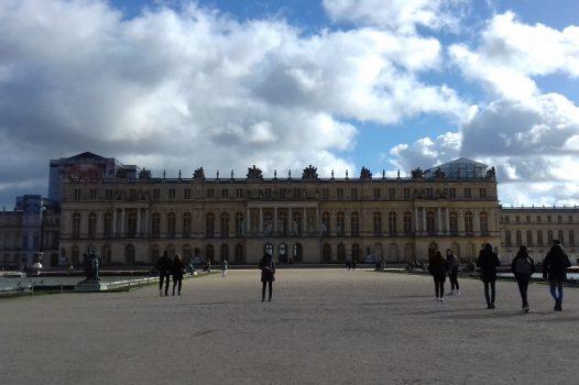 Palace of Versailles, France (02-JKY-NCN)