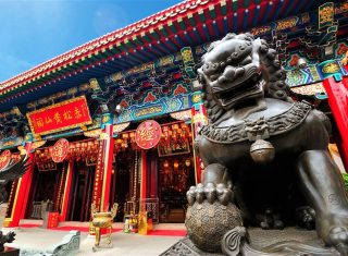 Hong Kong, East Asia - Wong Tai Sin Temple © Courtesy of HKTB