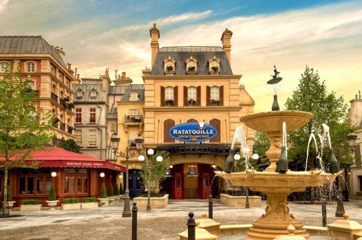 summer at Disneyland® Paris Ratatouille The Adventure