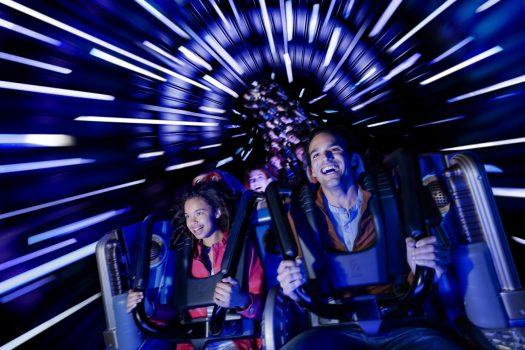 Summer at Disneyland® Paris - Star Wars Hyperspace Mountain