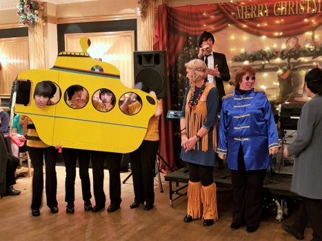 Christmas Beatles 2019 - Greatdays Travel Group