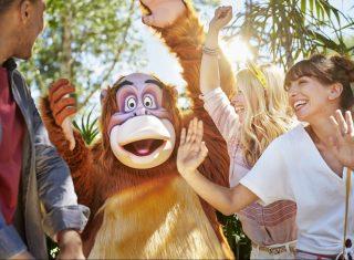 Lion King & Jungle Festival summer 2020 at Disneyland Paris