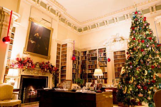 Castle Howard, York, Yorkshire - Christmas 19 Castle Howard, York, Yorkshire - Christmas 19