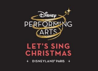 Disney Performing Arts Lets Sing Christmas