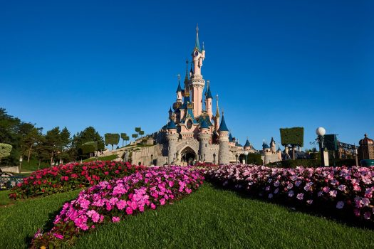 Celebrate at Disneyland Paris - Sleeping Beauty Castle